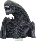 18cm-es Alien Xenomorph Warrior mellszobor figura persely funkcióval - Alien Covenant Bust Bank Diamond Select