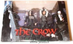 Holl� / The Crow Rooftop Box Set Eric Draven vs Top Dollar Mozi figur�k NECA