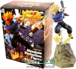 15cm-es Dragon Ball Z / Dragonball figura - Absolute Perfection Trunks szobor figura sugárnyalábos talapzatos Banpresto figura