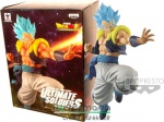 21cm-es Dragon Ball Z / Dragonball figura - Gogeta Super Saiyan Blue Banpresto Dragon Ball Super Broly Movie szobor