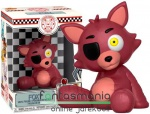 10cmes Funko POP figura FNAF Foxy Róka - Five Nights at Freddy's Arcade ülő pózos Pirate Foxy figura