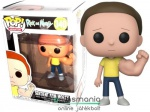 10cmes Funko POP figura Rick and Morty - Sentient Arm Morty nagyfejű karikatúra figura