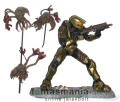 Halo figura - Legendary Collection - Master Chief figura talapzattal - McFarlane - csom. n�lk�l
