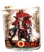 Horoszkóp szörny / fantasy figura - Rák / Cancer figura - McFarlane's Warriors of the Zodiac