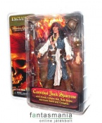 Karib Tenger Kal�zai / Pirates of the Caribbean figura - Jack Sparrow figura - NECA