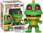 10cmes Funko POP figura FNAF Happy Frog béka Five Nights at Freddy's Pizzeria Simulator / Ultimate Custom Night karikatúra figura