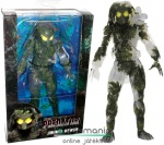 18-21cm-es Predator figura - 30th Jungle Demon Predator figura - NECA Predator 30th Anniversary Collection extra-mozgatható gyűjtői mozi figura - Készleten!