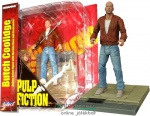 18cmes Pulp Fiction / Ponyvaregény figura - 18cmes Bruce Willis / Butch Coolidge figura talapzattal és mozgatható végtagokkal - Diamond Select Quentin Tarantino mozi figura