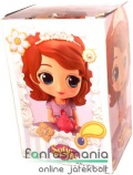 Disney mesehős figura - Sofia the First Disney hercegnő - Banpesto Qposket Sugirly