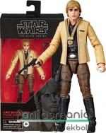 Star Wars figura 16-18cm-es Black Series Luke Skywalker figura Yavin Ceremony klasszikus megjelenéssel - sok ponton mozgatható Csillagok Háborúja figura