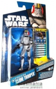 Star Wars figura - Clone Commander Blackout - Stealth Kl�n figura