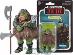 Star Wars figura Black Series - 10cm Gamorrean Guard / Gamorean Jabba disznó őr - 2018-2019 Vintage Collection Exclusive gyűjtői kidolgozású figura extra-mozgatható végtagokkal