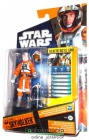 Star Wars figura - Luke Skywalker X-Wing Pilot figura - Saga Legends