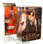 18cm-es Texasi L�ncf�r�szes - Erin horror figura - McFarlane Movie Maniacs Texas Chainsaw Massacre