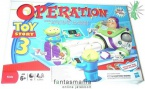 Toy Story t�rsas j�t�k - Buzz Lightyear Operation / Oper�ci� Hasbro