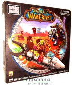 World of Warcraft - 91025 Orc v S�t�t Elf - 128 elemes LEGO t�p. Mega Bloks �p�t�j�t�k
