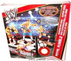 Pankr�ci� Ring - Nagym�ret� WWE Royal Rumble Ring pankr�tor figur�khoz